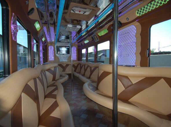 Clermont party bus