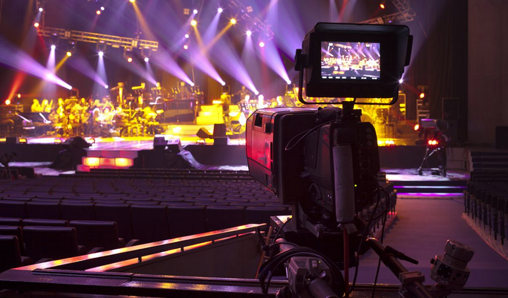 LIVE VIDEO PRODUCTION