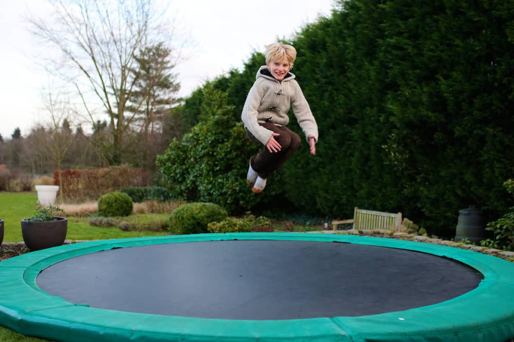 Trampolines for Toddlers